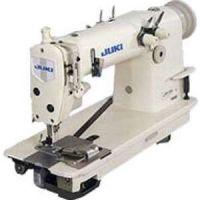 Juki MH-380FU Двухигольная швейная машина цепного стежка с параллельными иглами