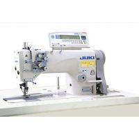 Juki LH-3578GF Двухигольная промышленная швейная машина с увеличенными челноками без отключения игл