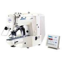 Juki LK-1900AHS/MC596NSS Закрепочная швейная машина для тяжелых тканей с электронным управлением