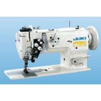 Juki LU-1565NH-AA двухигольная промышленная швейная машина с отключением игл и унисонным продвижением материала