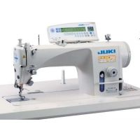Juki DDL-9000BSS-WB/AK-141-SC-910NS/CP-180D Одноигольная промышленная швейная машина с прямым приводом и автоматикой