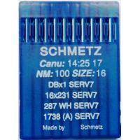 Schmetz SCH DBx1R SERV7 промышленные иглы