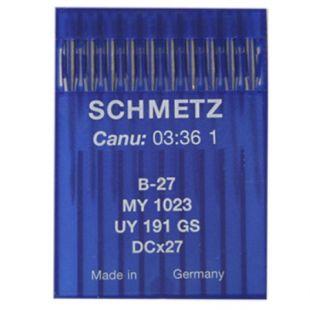 Schmetz SCH DCx27R оверлочные промышленные иглы