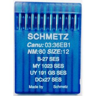 Schmetz SCH DCx27 SES промышленные иглы