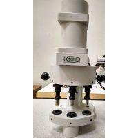 SL-12 пресс для установки фурнитуры трехпозиционный электромагнитный