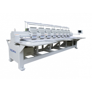 Ricoma RCM-1212FH 12-игольная 12-головочная вышивальная машина