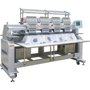 Ricoma RCM-1204CHT 12-игольная 4-головочная вышивальная машина
