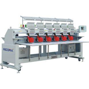Ricoma RCM-1208CHT 12-игольная 8-головочная вышивальная машина