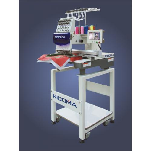Ricoma SWD-1501TC-8S 15-игольная одноголовочная вышивальная машина для головных уборов