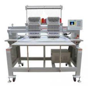 Ricoma RCM-1202FH 12-игольная двухголовочная вышивальная машина