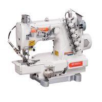 Siruba C007KD-W122-356/CH/UTR/CL Плоскошовная швейная машина (распошивалка) со встроенным сервоприводом и пневмообрезкой нитей