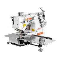 Siruba F007KD-U312-256/FFT/FHK четырехниточная плоскошовная машина (распошивалка) с пневматическим продвижением материала