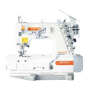 Siruba F007K-W922-460/FW-5 Плоскошовная шестиноточная швейная машина (распошивалка, флет-лок)