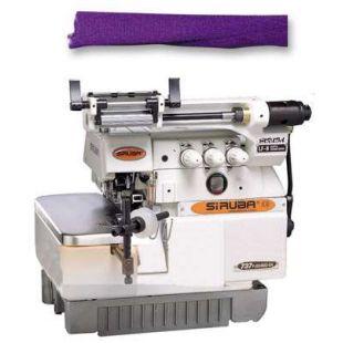 Siruba737K-WR/LFC-3 промышленный трехниточный оверлок для пошива бретелек-спагетти