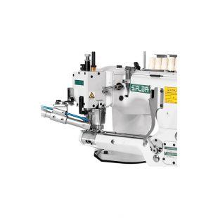 Siruba D007-02-452/SV/AW/AT Плоскошовная швейная машина флэт-лок