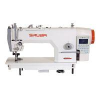 Siruba DL7300-RM1-64 одноигольная прямострочная машина с обрезкой края материала и автоматикой