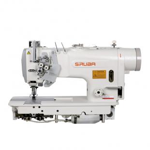 Siruba DT8200-72-064HL Двухигольная машина челночного стежка