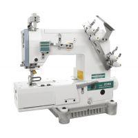 Siruba Z008-248Q Двухигольная машина цепного стежка для декоративных строчек (зигзаг, кроше)
