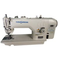 Type Special S-F08/9700H-D4 прямострочная машина с автоматическими функциями