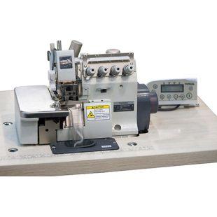 Typical GN7000-4H/D3 промышленный двухигольный четырёхниточный оверлок с автоматикой