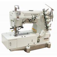 Typical GK1500-01 трёхигольная пятиниточная плоскошовная машина (распошивалка)