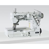 Typical GK335-1364 трёхигольная пятиниточная плоскошовная машина (распошивалка)