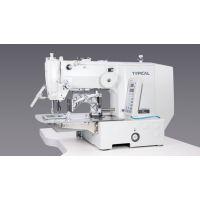 Typical TC131-0705HC программируемая 1-игольная швейная машина-автомат (70*50 мм)