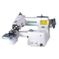 Zoje ZJ860 Швейная машина цепного стежка потайной строчки для изготовления шлевки