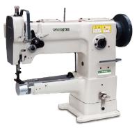 Zoje ZJ246 Одноигольная швейная машина челночного стежка с унисонным продвижением