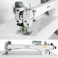 ZOJE ZJ9701LАR-D3-800-PL- LONG ARM (800MM) - Одноигольная машина челночного стежка с автоматикой и увеличенным рукавом