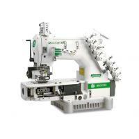 Zoje ZJ1414-100-403-601-04064 четырехигольная машина цепного стежка для притачивания пояса
